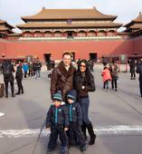 Pictures of Celina Jaitley's Trip to China Will Give You Travel Goals