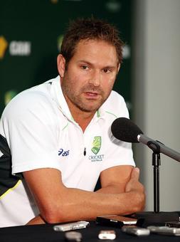 Harris joins Australia's coaching ranks on South Africa tour