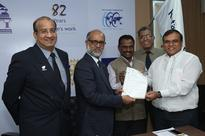 Rotary Club of Bangalore (RCB) Launches 100 Happy Schools on the 100th year of Rotary Foundation