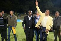 Sundowns wins Premier League title (PHOTOS)