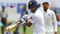 INDvSL: Dimuth Karunaratne, Niroshan Dickwella keep Sri Lanka afloat at Tea on Day 4