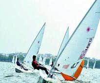 International sailing competition in Nellore from Dec 27