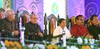 Darjeeling, A Mini India, Says President