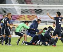 Japan secures Rio soccer spot after beating nemesis Iraq