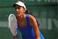 Karman one win away from maiden ITF singles title
