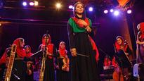 Afghanistan's first all-female orchestra performs in Davos, despite death threats