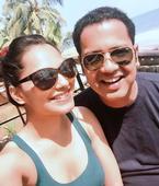 Rahul Mahajan dating co-star Amruta Mane!