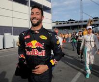 Ricciardo ready to move on...from Ferrari questions