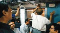 Video of men rocking out in Mumbai local train goes viral