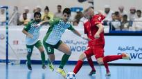 Marti's brace seals futsal title for Al Joker