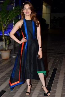 PIX: Tamannaah, Akshay party with Sajid Khan