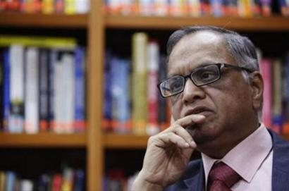 All is well at Infosys, assures Murthy