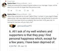 Imran wants to marry for a third time: Here are the opinions