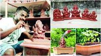 Plant a Ganesha!