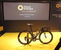 BH return to international racing with Direct Energie