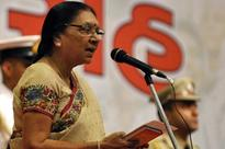 130-year-old Congress pushed on backfoot by younger BJP: Anandiben Patel