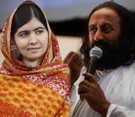 Spiritual Leader Sri Sri Ravi Shankar Feels Malala Yousafzai Wasn't Deserving of the Nobel Peace