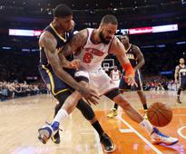 NBA: Knicks force game six versus Hill-less Pacers