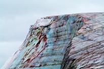 Algae melting away Greenland ice sheet