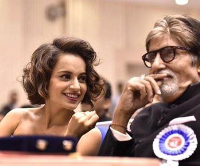 PIX: Bachchans, Bhansali, Remo, Kabir Khan at National Awards