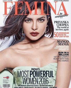 Priyanka or Gigi: Who's the more POWERFUL cover girl?