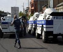 Gunmen who seized police station in Yerevan release last 2 hostages
