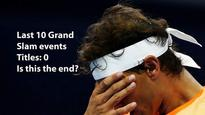 Nadal loses in straight sets in China Open