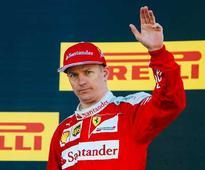 Ferrari Confirms Kimi Raikkonen Will Race In Formula 2017 Championship