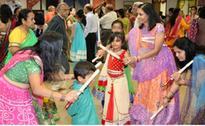 Bhartiya Seniors celebrate Navratri