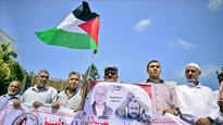 Palestinian hunger striker freed from Israeli custody