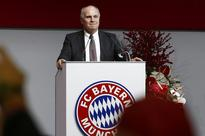 Hoeness reclaims Bayern presidency after prison term
