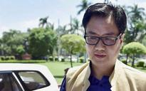 Kiren Rijiju to lead Indian delegation on disaster management to Mexico
