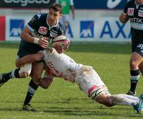 Carter v Nonu as Racing eye Toulon's scalp