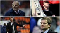 Who remains in the running to replace Gary Locke as Kilmarnock boss?