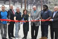 New McAlpin Industries 120,000 square foot plant in Wayne County, N.Y.