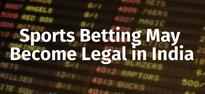 Woah! Sports Betting May Finally Become Legal In India; Sports Ministry Exploring Possibilities!