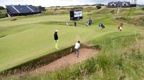 Short in stature, Postage Stamp a real beast at Royal Troon