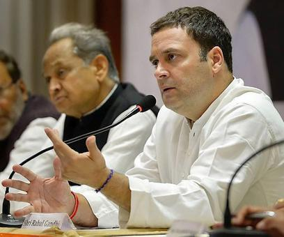 Gujarat results will be 'zabardast', says Rahul on final day of campaigning