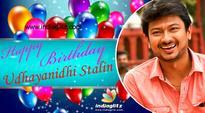 Happy Birthday Udhayanidhi Stalin
