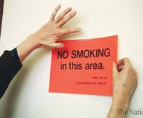 US bans smoking in public housing