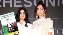Sonam Kapoor and Rhea Kapoor win award for their brand 'Rheson'