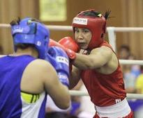 Sarita wins opening bout, enters quarters at Strandja Memorial