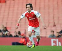 Santi Cazorla and Calum Chambers picked for Arsenal Under-21s against Blackburn at the Emirates