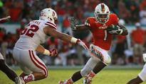 DUI charge against Miami RB Mark Walton dropped