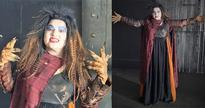 Ex Bigg Boss contestant Dolly Bindra looks scary as hell as a witch in &TV's show Waaris