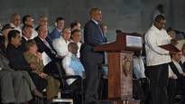 Cuba's allies arrive in Havana for Fidel Castro tribute; Barack Obama stays away