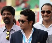 Former India Captains Felicitated to Mark Country's Historic 500th Test