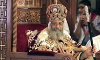 Egypt's Coptic Pope Tawadros says Church's support of Sisi's efforts abroad 'is not political'