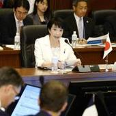 G-7 information and communication technology envoys vow an open Internet at Takamatsu meeting