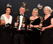 'Some b*****d nicked my purse at Emmys' - Actress wishes 'terrible Karmic s**t' on thief